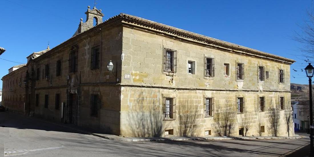 Colegio Jesuitas. Rehabilitación
